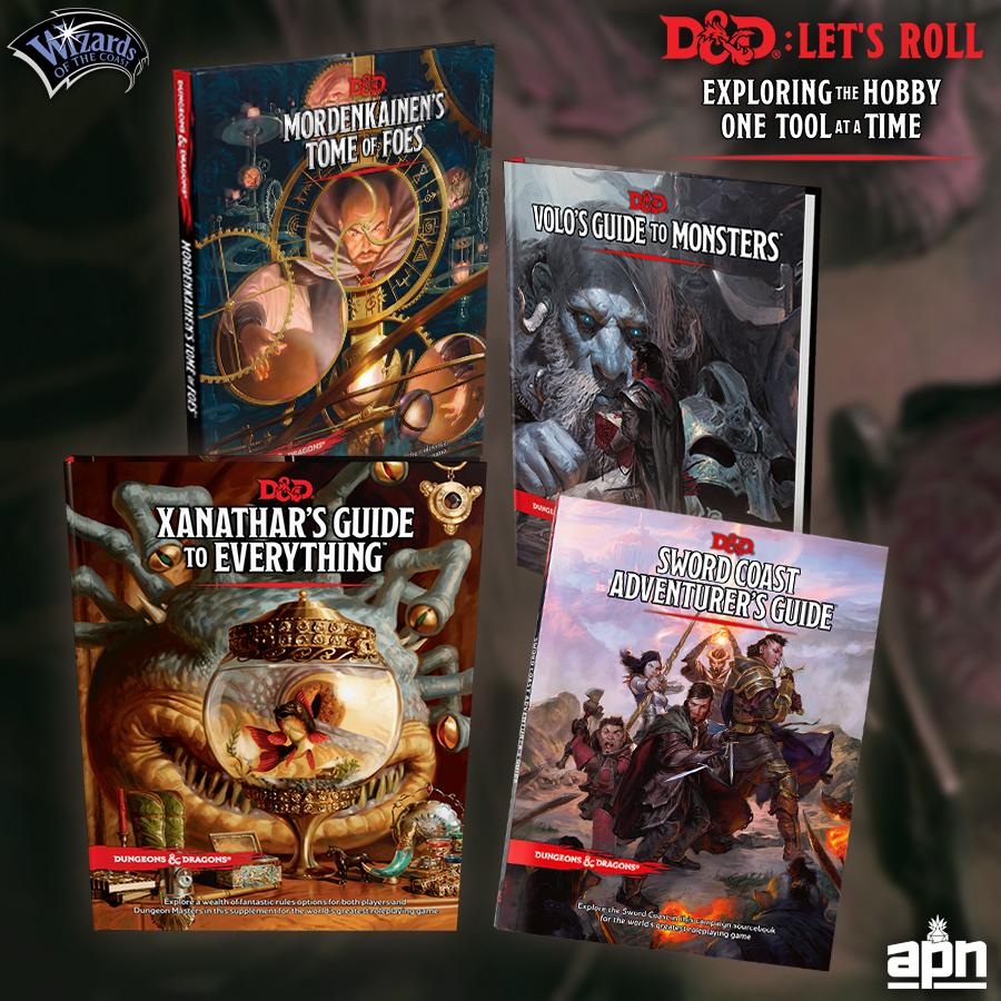 Advanced Adventuring: Sword Coast Adventurer's Guide, Volo's