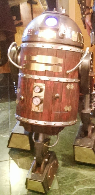 Steampunk R2D2 That someone made