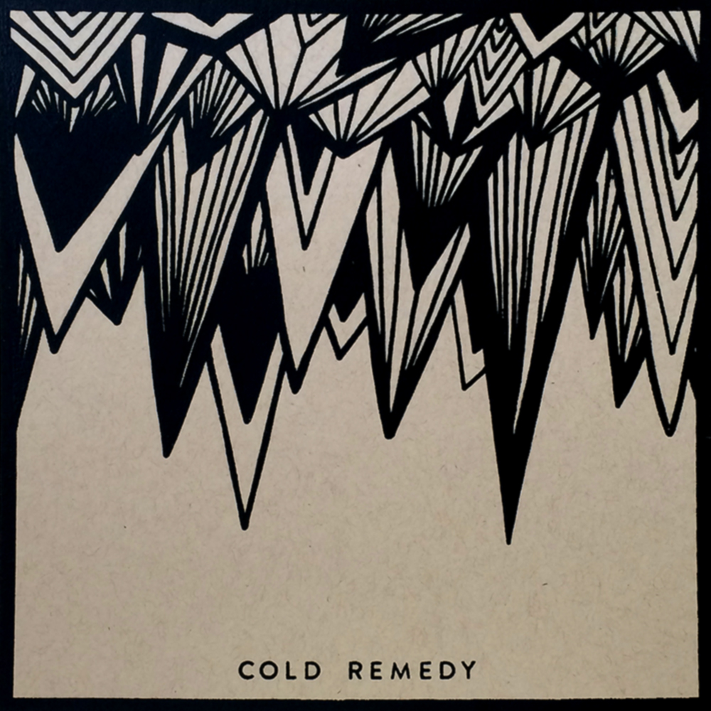 Cold Remedy art print by Molly Hennesy, no. 23 of 50