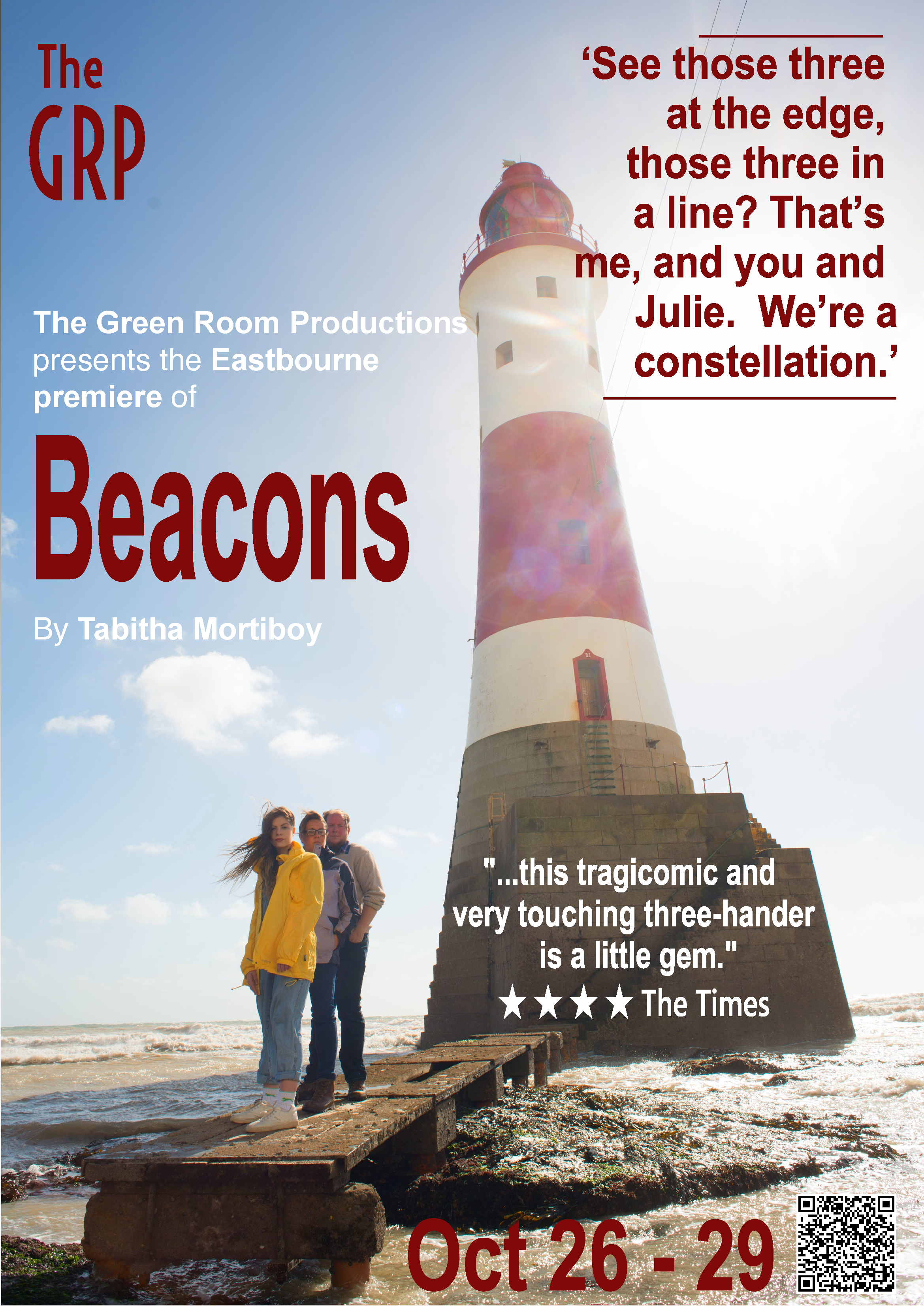 Beacons - The Green Room Productions, Eastbourne