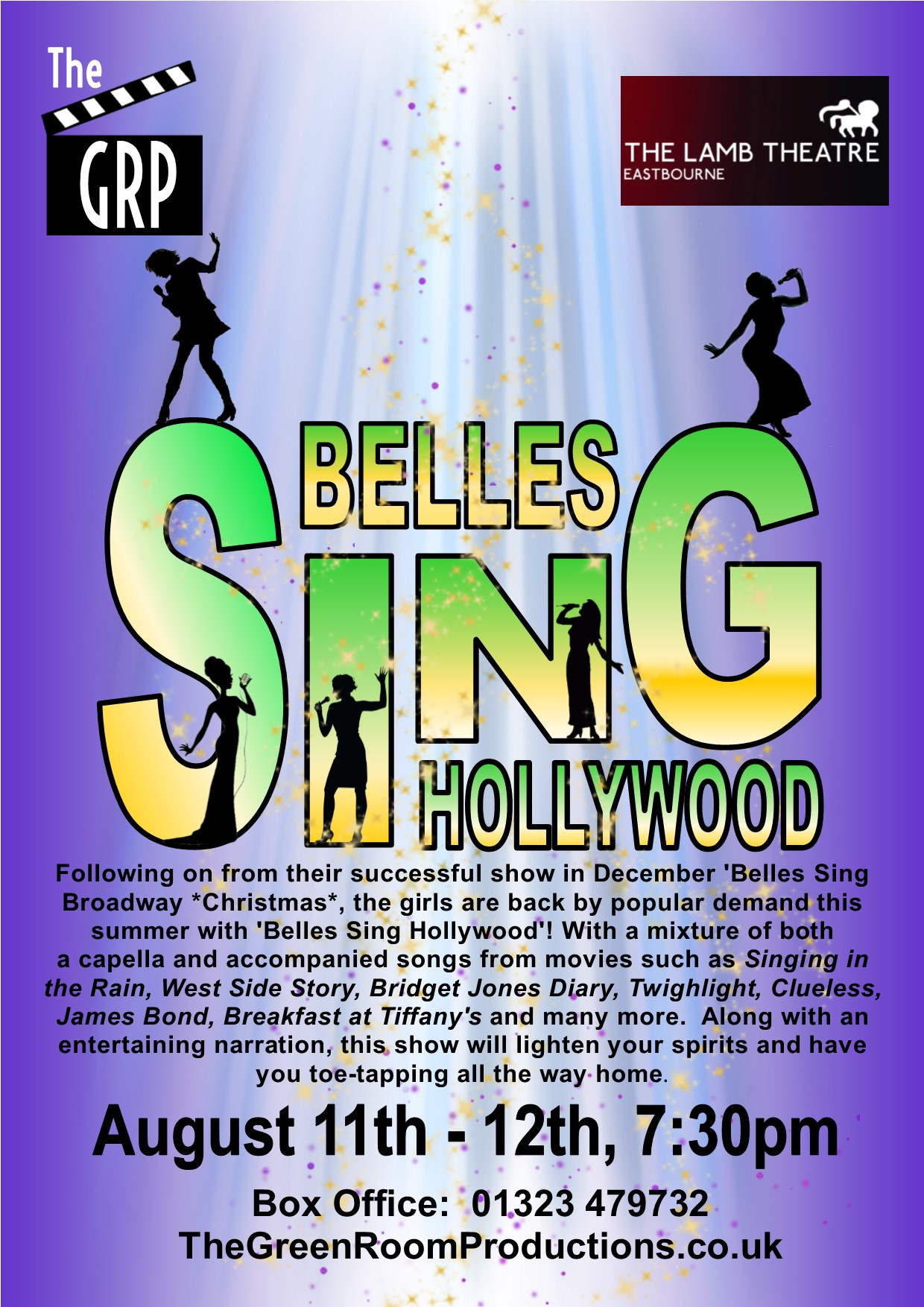 Belles Sing Hollywood