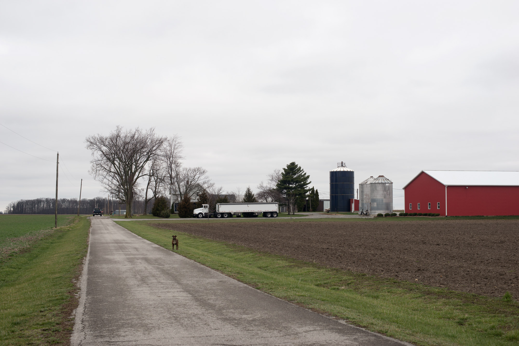 THREE STATES OF AGRICULTURE -