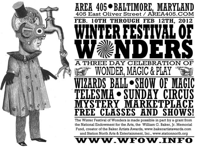 Winter Festival of Wonders