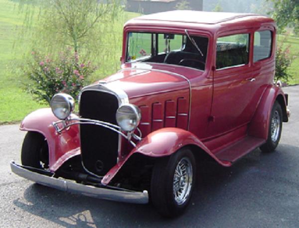'32 Chevy