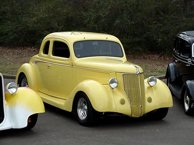 '36 Ford Coupe