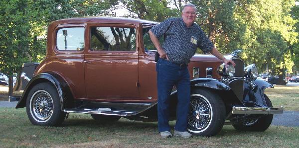 '32 Chevy Vicky
