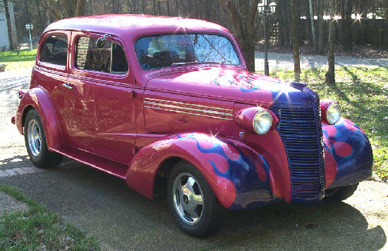 '38 Chevy Sedan