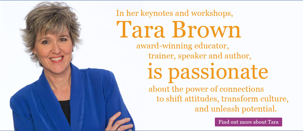 The Connection Coach Tara Brown