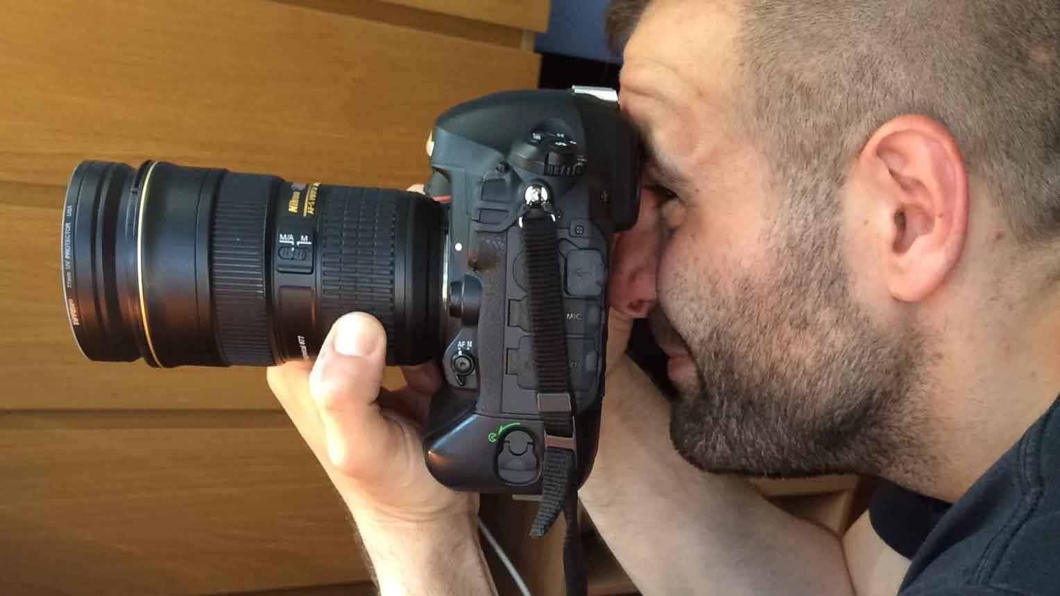 NYC branded lifestyle portrait photographer John DeMato Production with Nikon D4