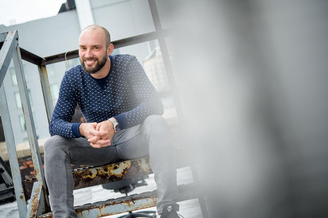 Dutch photographer branding specialist Maurice Jager
