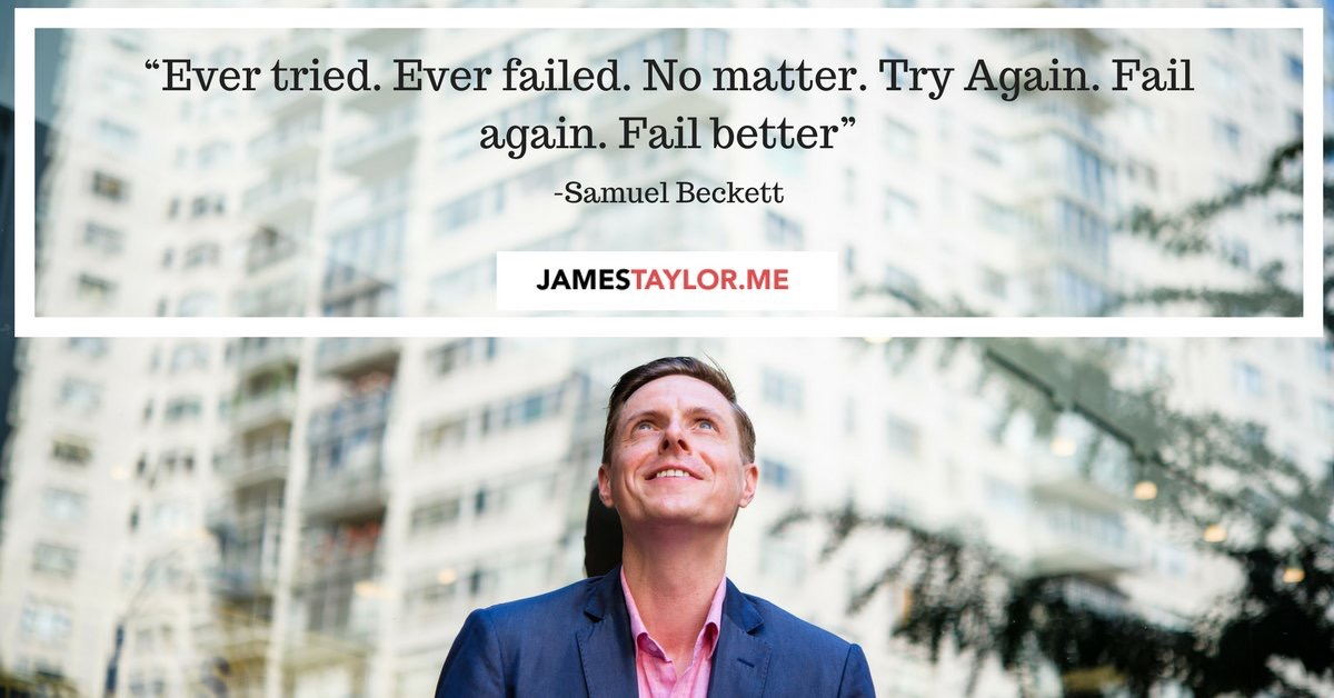thought leader speaker author podcast host James Taylor