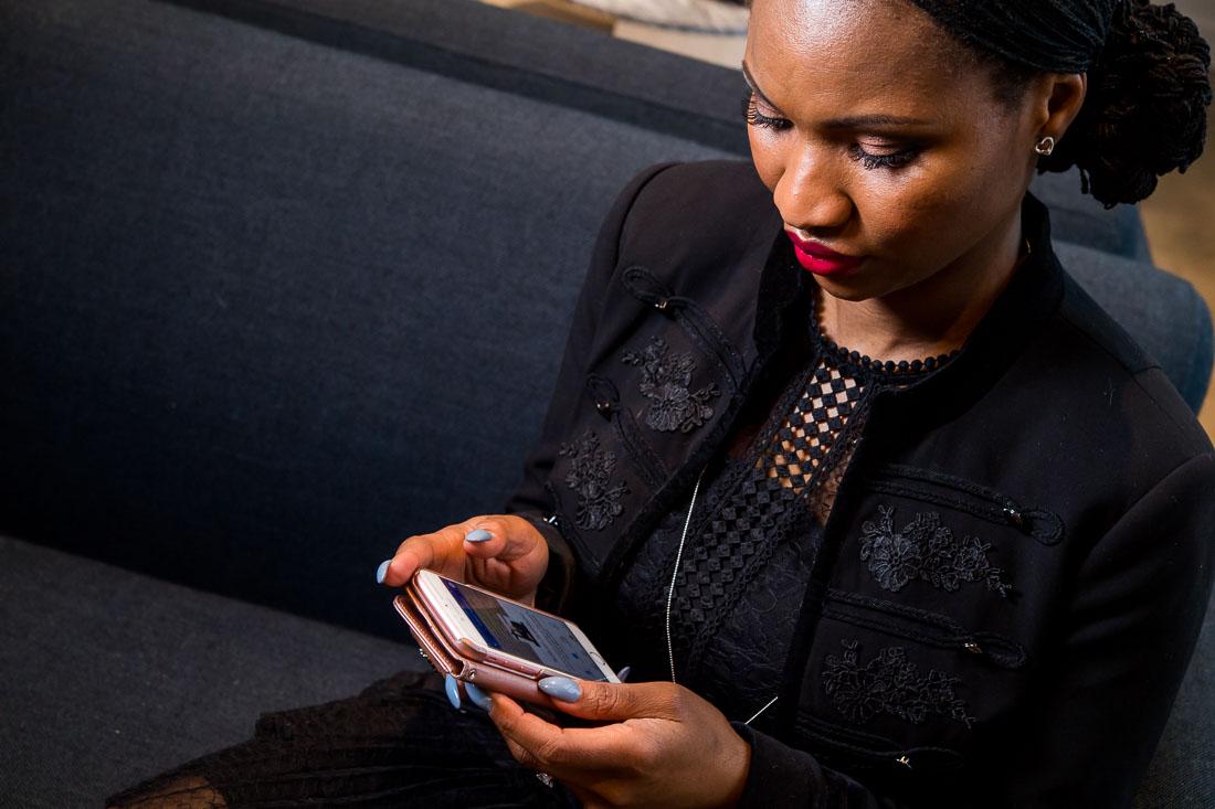 NYC Branded Lifestyle Portrait Speaker Advocate Chinwe Esimai