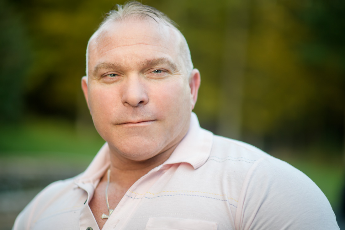 NYC Branded Lifestyle Portrait Angelwatch Dave Vitalli headshot confident expression