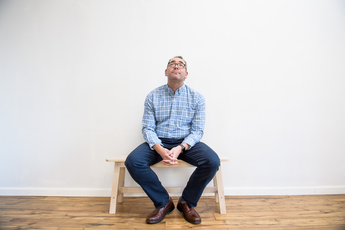 https://www.johndemato.com/branded-lifestyle-portraits-mike-roderick sitting on bench