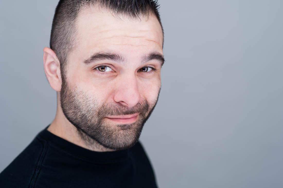 NYC Branded Lifestyle Portraits photographer John DeMato headshot