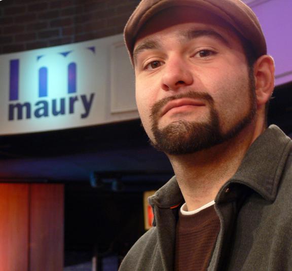 John DeMato working at Maury