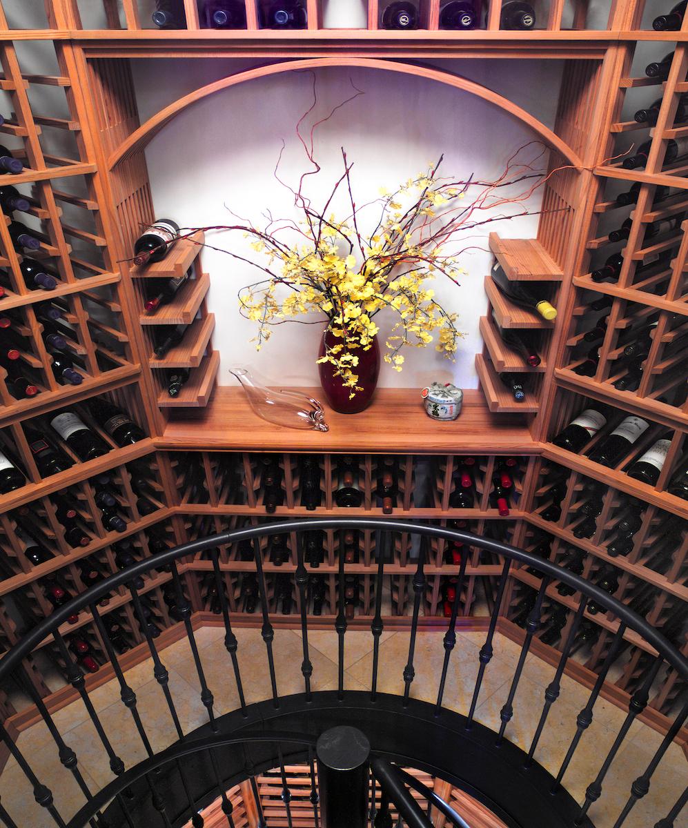 Spiral Stair Wine Cellar.jpg