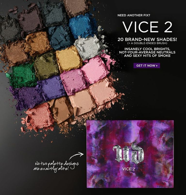 A gorgeous assortment of 20 brand-new shades.