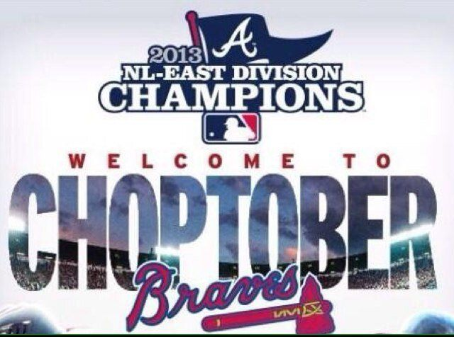 There is just nothing better than Braves baseball!