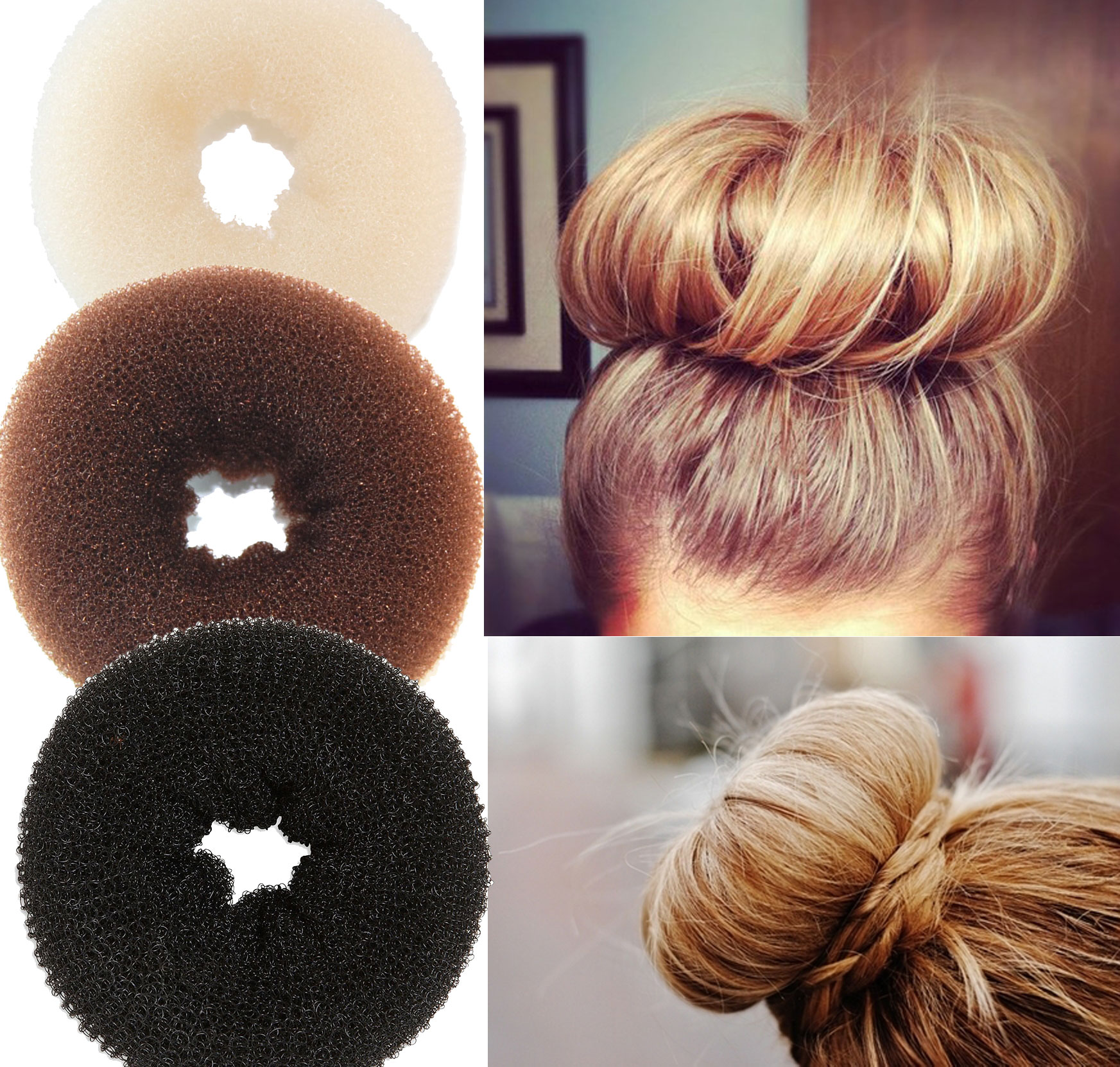 This accessory makes creating the perfect bun a snap!