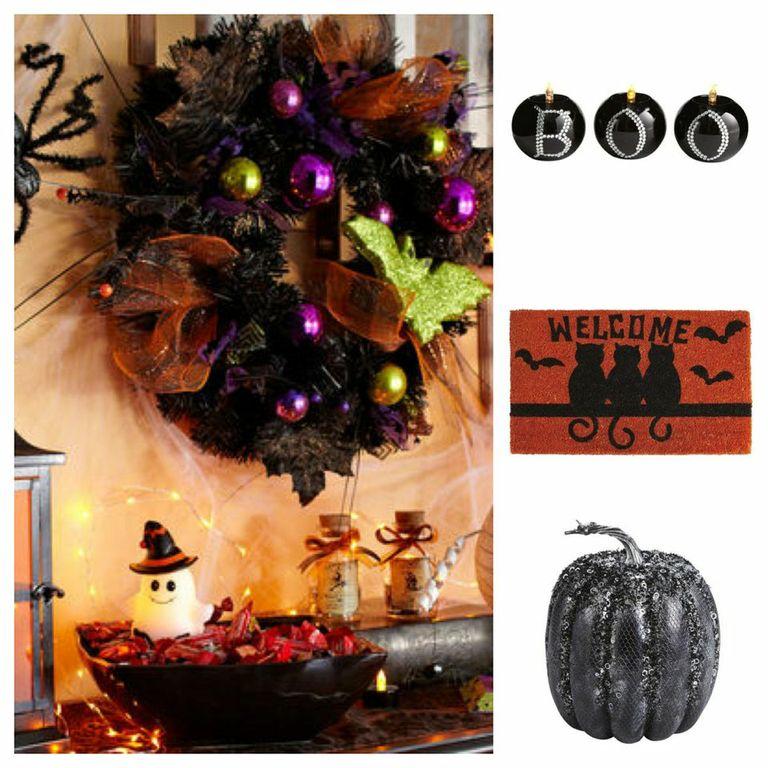 Halloween decorations, hurray!