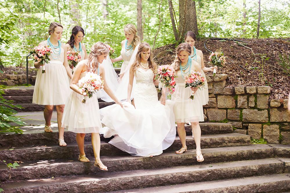 Athens GA Bridal Hair