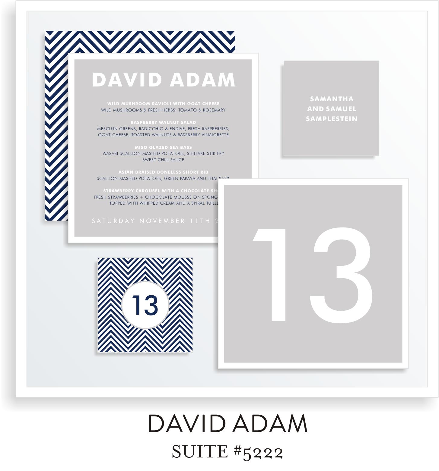 Table Top Decor Suite 5222 - David Adam