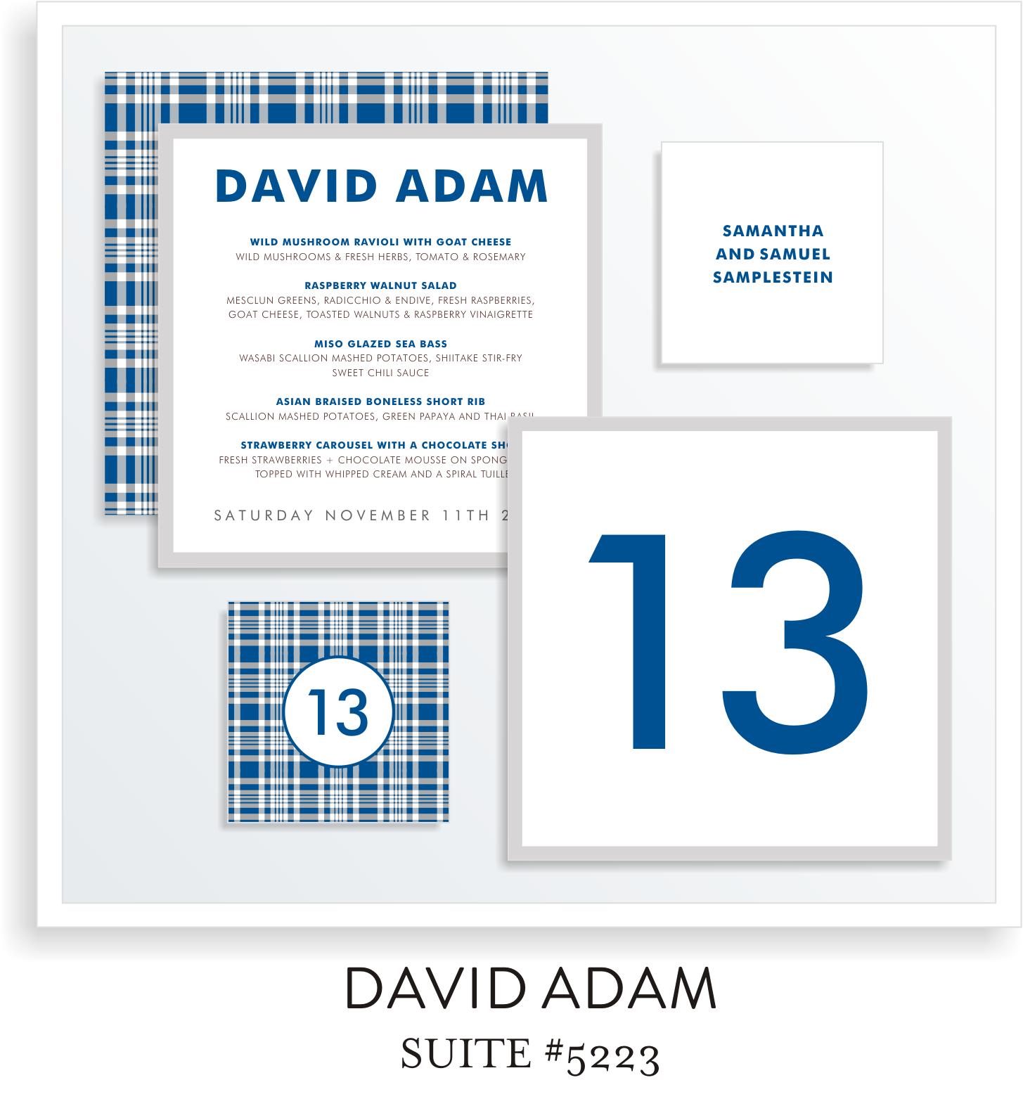 Table Top Decor Suite 5223 - David Adam