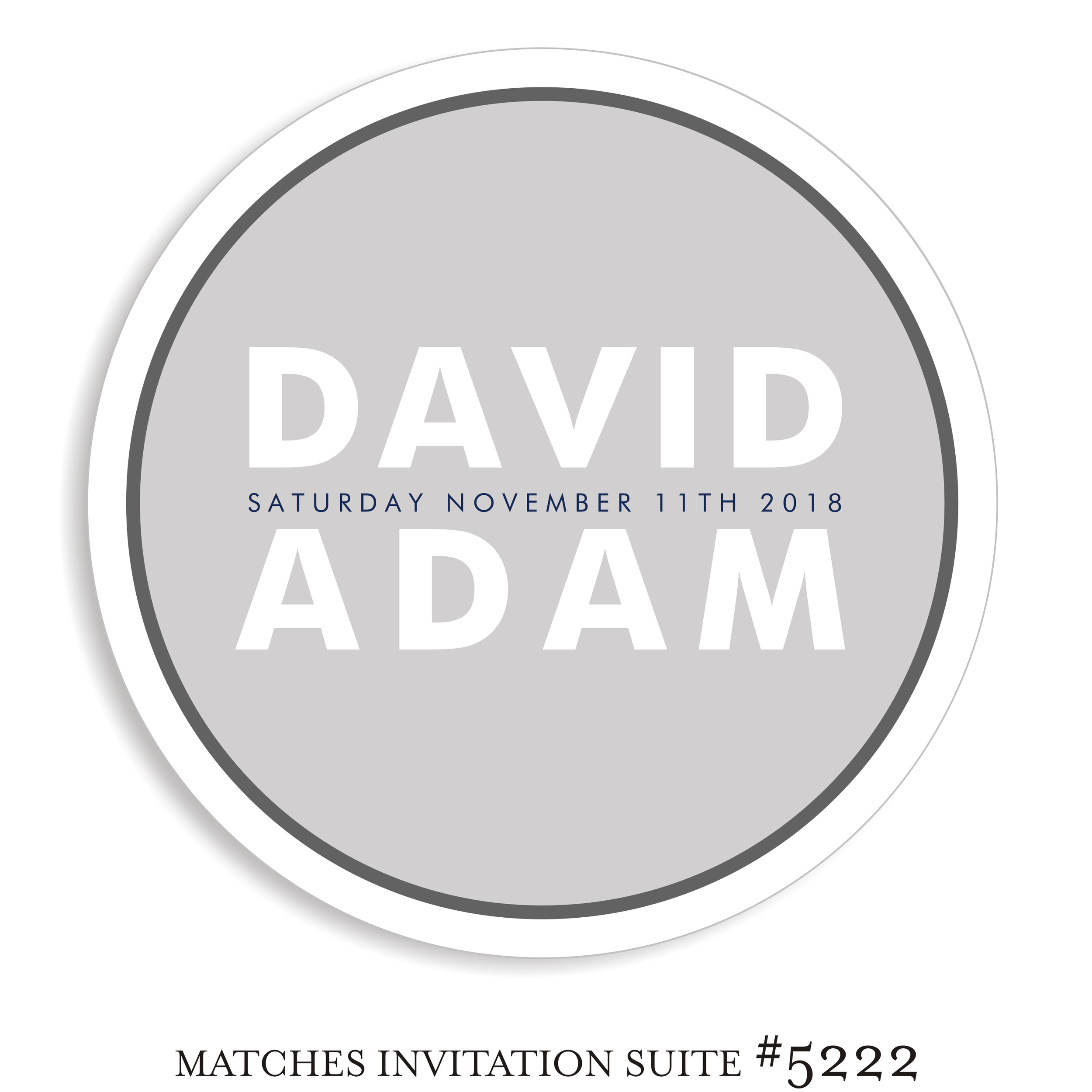 Dancefloor Decal Bar Mitzvah Suite 5222 - David Adam