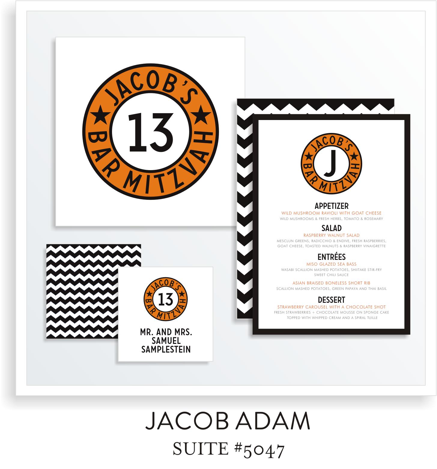 Table Top Decor Suite 5047 Jacob Adam