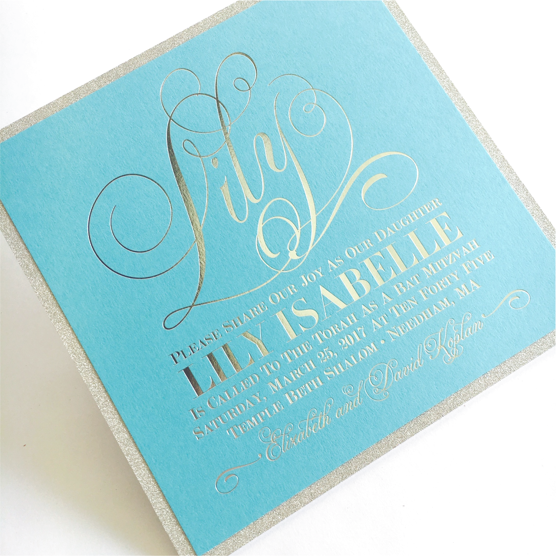 Bar Mitzvah Invitations Bat