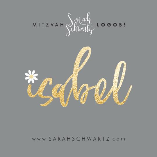 SARAH SCHWARTZ BAT MITZVAH LOGO 20014.png
