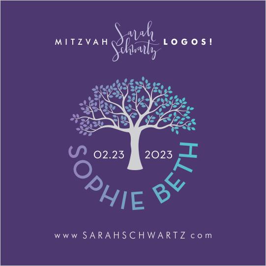 SARAH SCHWARTZ BAT MITZVAH LOGO 20023.png