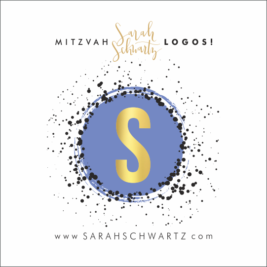 SARAH SCHWARTZ BAT MITZVAH LOGO 20027.png