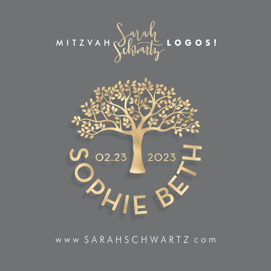 SARAH SCHWARTZ BAT MITZVAH LOGO 20016.png