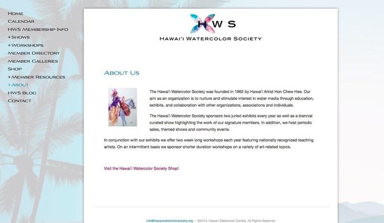 Hawaii Watercolor Society