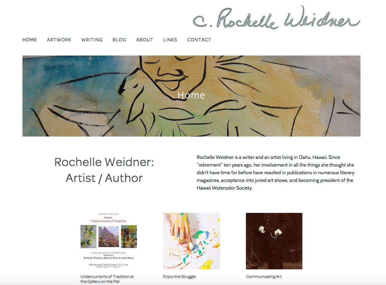 Rochelle Weidner