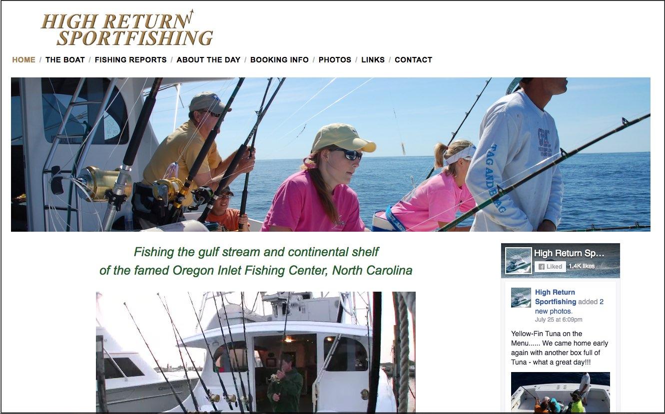 High Return Sportfishing