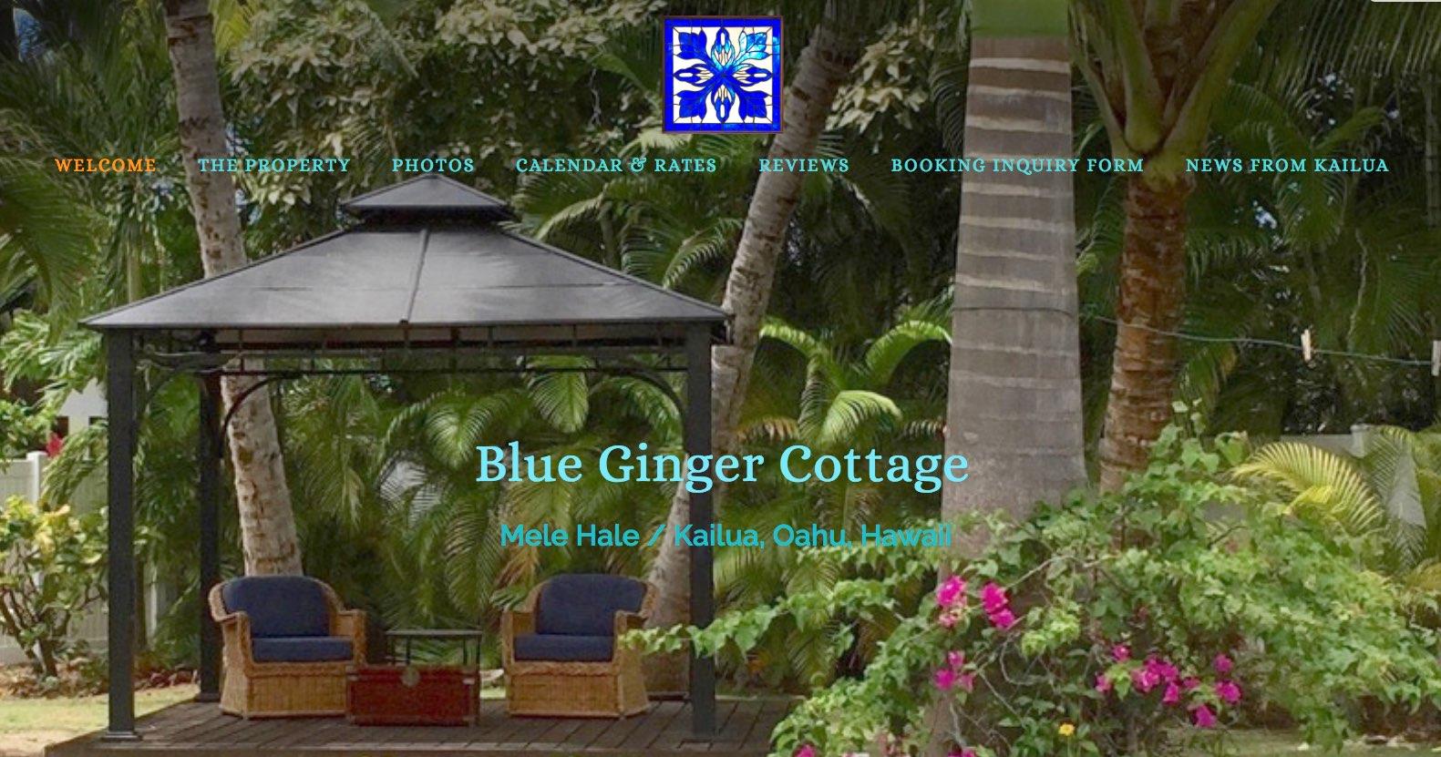 Blue Ginger Cottage