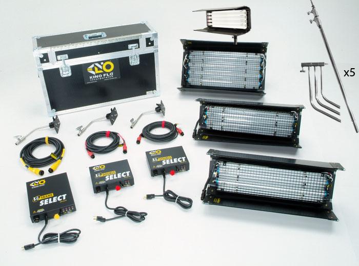 - Intermediate Lighting Package       Day: $375.00    Week :$1,550.00    Month: $4,650.00