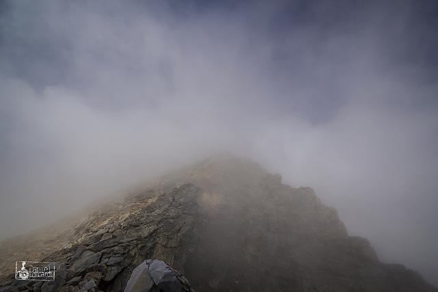 The Summit of Buck Mountain. 11,938