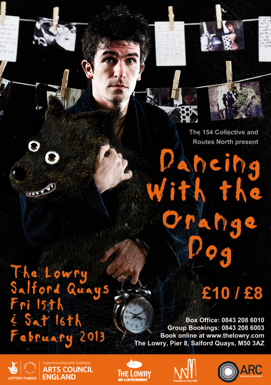 Dancing with the Orange Dog