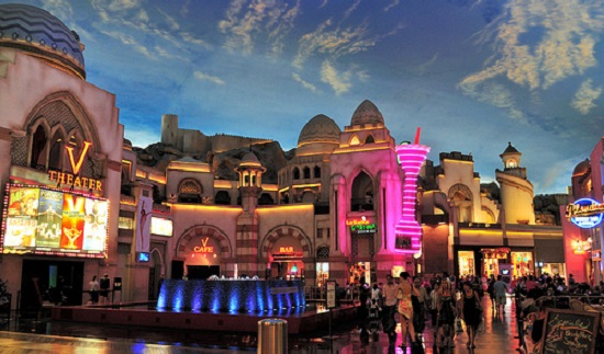 Planet Hollywood Shops
