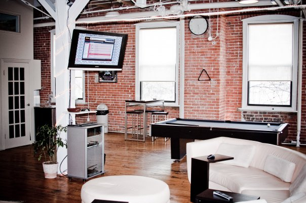 Old Loft Office - 2008