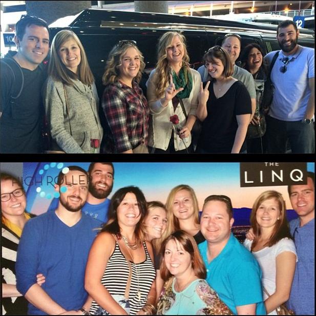 Department Zero Staff 2014 - Vegas Trip