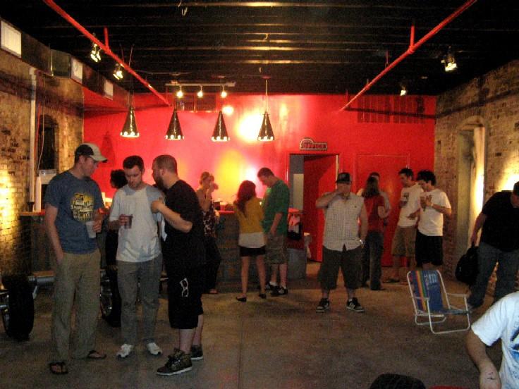 The ScionLAB, art + culture incubator