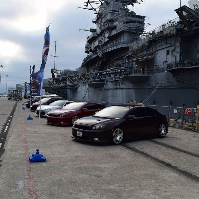 Scion iM + iA vehicle launch event