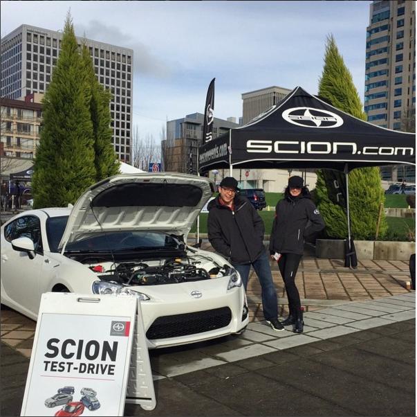 Scion Ride + Drive Events