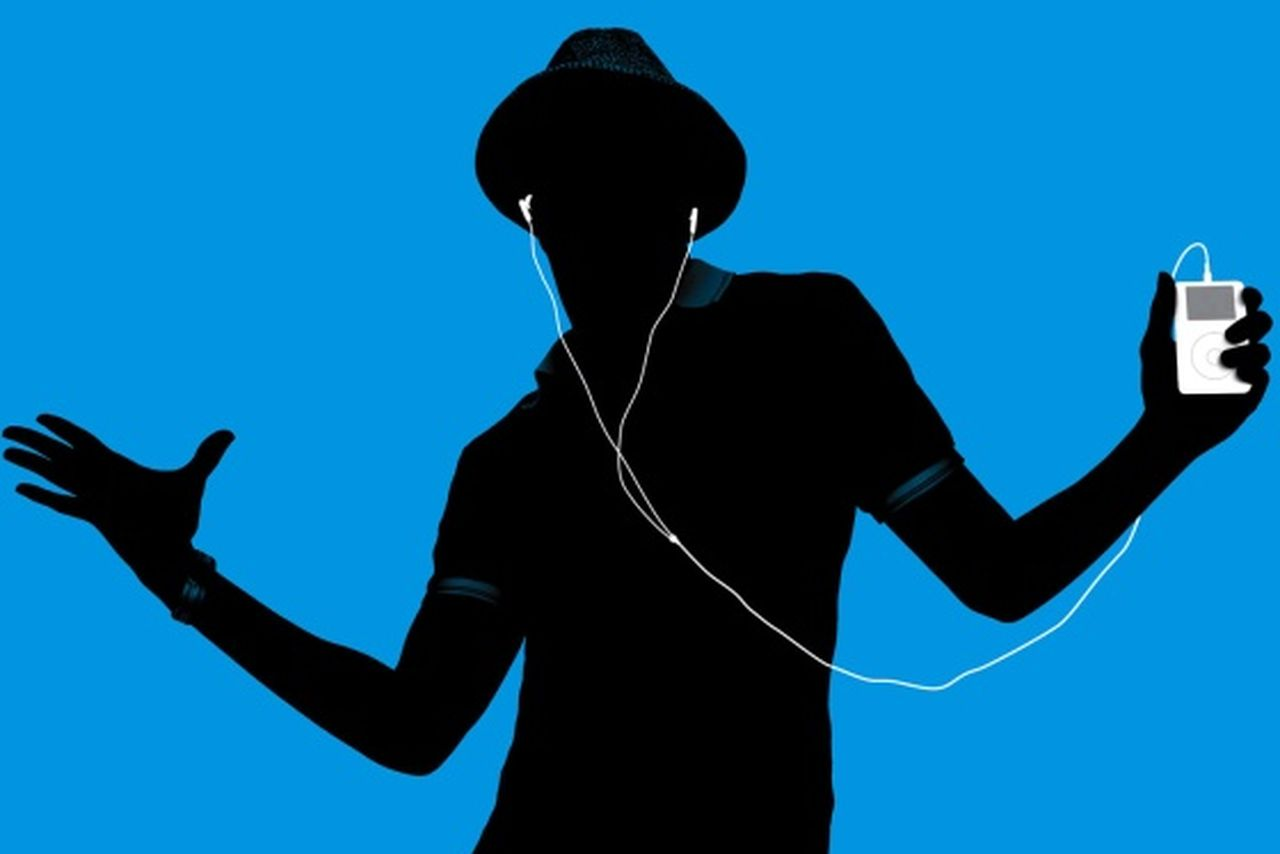 The iTunes Music Store opened, to fill up your iPod