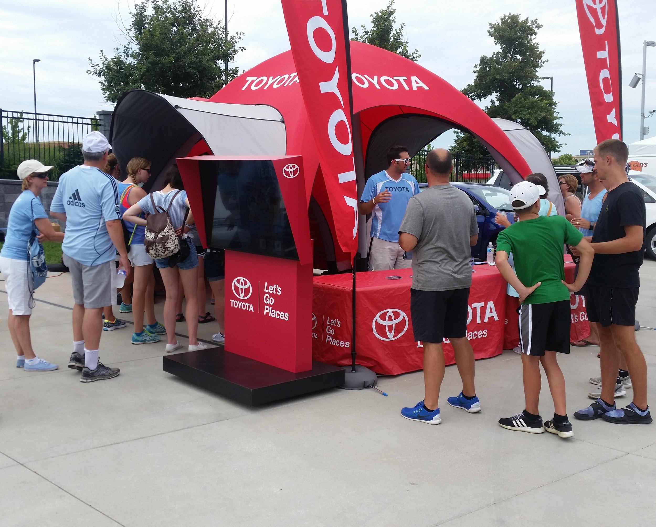 Toyota at Sporting KC 7.24_1.JPG